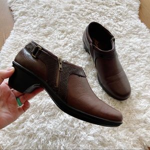 Easy Street Darcy Ankle Booties shoes size 9